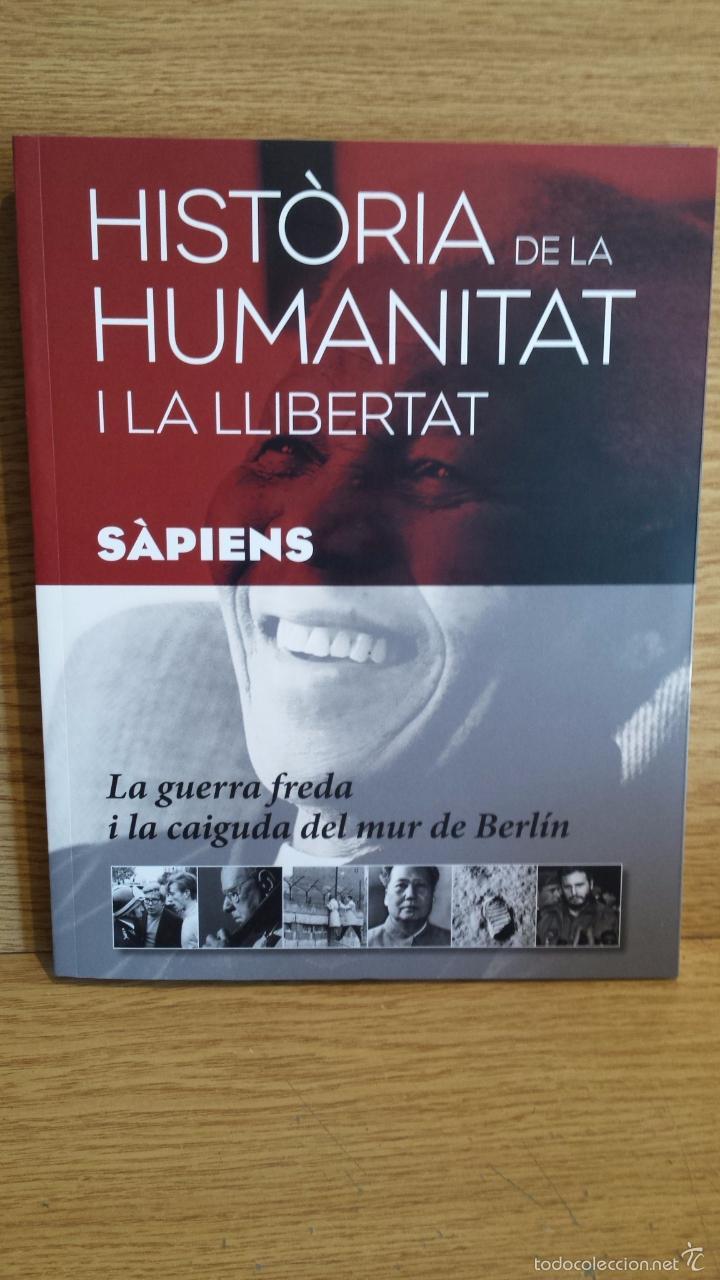 SÀPIENS. HISTÒRIA DE LA HUMANITAT I LA LLIBERTAT. VOL 19. / LIBRO NUEVO. (Libros Nuevos - Historia - Otros)