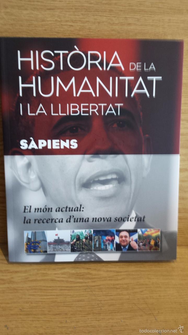 SÀPIENS. HISTÒRIA DE LA HUMANITAT I LA LLIBERTAT. VOL 20. / LIBRO NUEVO. (Libros Nuevos - Historia - Otros)