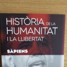Libros: SÀPIENS. HISTÒRIA DE LA HUMANITAT I LA LLIBERTAT. VOL 20. / LIBRO NUEVO.. Lote 55934400