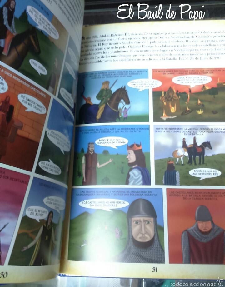 Libros: Historia de León y de España. Volumen 1 Autor Joaquín Cuevas - Foto 2 - 98234970
