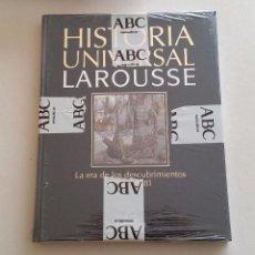 Libros: HISTORIA UNIVERSAL LAROUSSE - TOMO 9 - LA ERA DE LOS DESCUBRIMIENTOS 1492-1581 . Lote 66237878