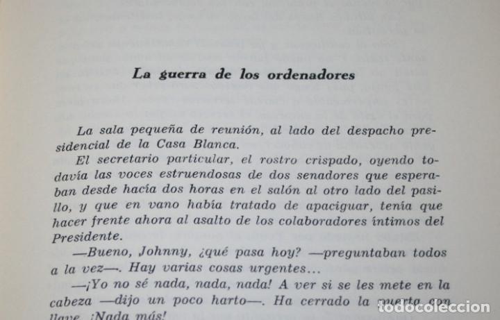 Libros: EN 1990, SERGE BROMBERGER, HOMBRES HECHOS E IDEAS, ALFAGUARA, 1ª EDICION 1967, LIBRO - Foto 5 - 86517240