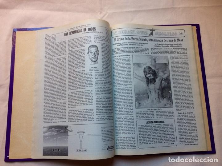 Libros: LA SEMANA SANTA DE SEVILLA PASO A PADO - Foto 3 - 91746458