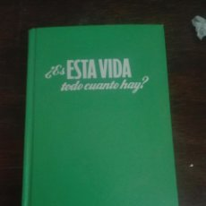 Libros: LIBRO PONE ES ESTA VIDA TODO CUANTO HAY. Lote 94290790
