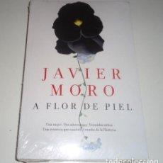 Libros: A FLOR DE PIEL POR JAVIER MORO . Lote 97492867