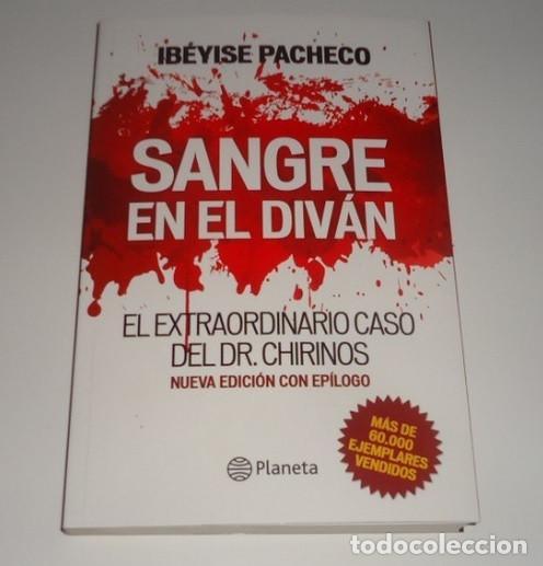 SANGRE EN EL DIVÁN NUEVA EDICION CON EPÍLOGO (Libros Nuevos - Historia - Otros)