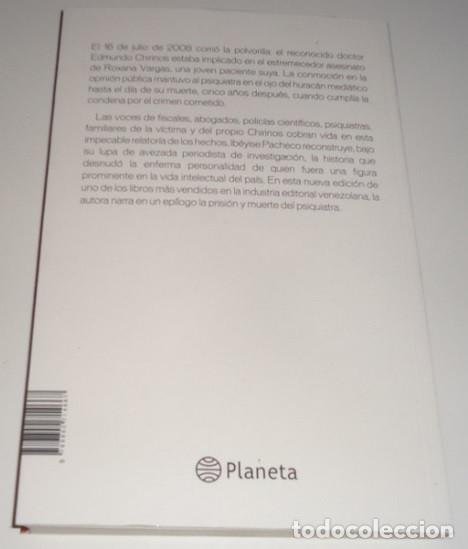 Libros: Sangre En El Diván Nueva Edicion Con Epílogo - Foto 2 - 98245823
