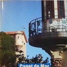 Libros: CANET DE MAR. HISTÒRIA I ARQUITECTURA. EL PATRIMONI CATALOGAT. Lote 102374451