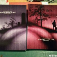 Libros: RECUPERACION DE LA MEMORIA. MEMORIA COLECTIVA. LLODIO. DOS TOMOS.. Lote 103705392