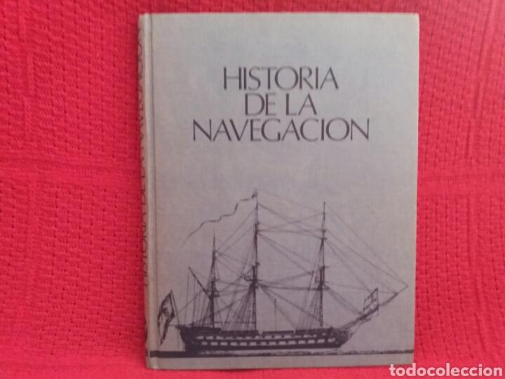 HISTORIA DE LA NAVEGACIÓN (Libros Nuevos - Historia - Otros)