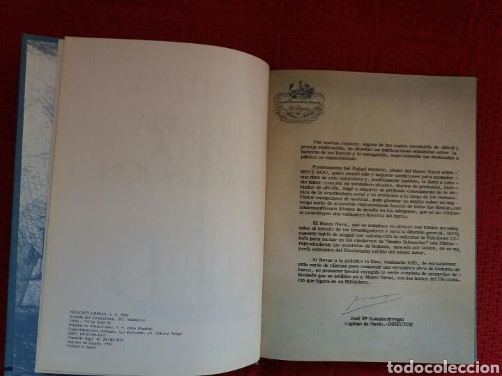 Libros: HISTORIA DE LA NAVEGACIÓN - Foto 2 - 104177292