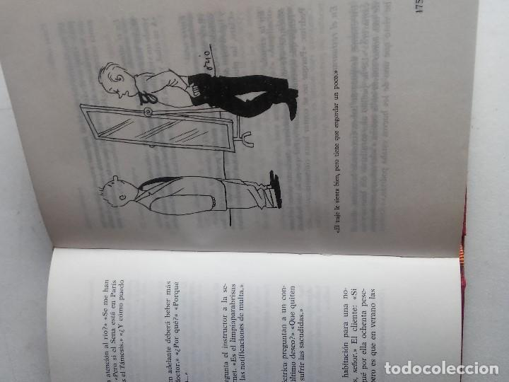 Libros: LOS 1500 MEJORES CHISTES - 1973 IMP. BARCELONA - BUENA EDICION - VER FOTOS - Foto 6 - 106913515