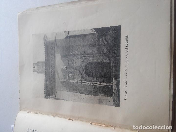 Libros: MONASTERIO DE POBLET - TESORO DE FE Y DE ARTE - F.BLASI Y VALLESPINOSA - ANY 1945 - Foto 4 - 106920707