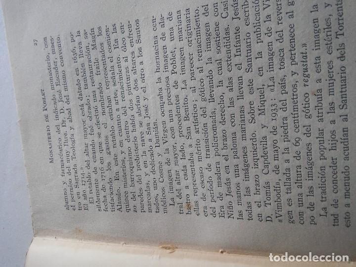 Libros: MONASTERIO DE POBLET - TESORO DE FE Y DE ARTE - F.BLASI Y VALLESPINOSA - ANY 1945 - Foto 9 - 106920707