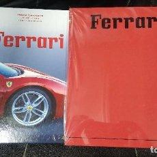 Libros: FERRARI . Lote 107975351