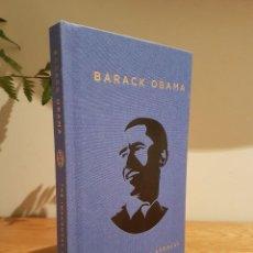 Libros: BARACK OBAMA - DISCURSO DE TOMA DE POSESIÓN 2009 + DISCURSOS LINCOLN + EMERSON - NUEVO, EN INGLÉS. Lote 108675863
