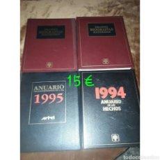 Libros: 4 LIBROS. Lote 108784143