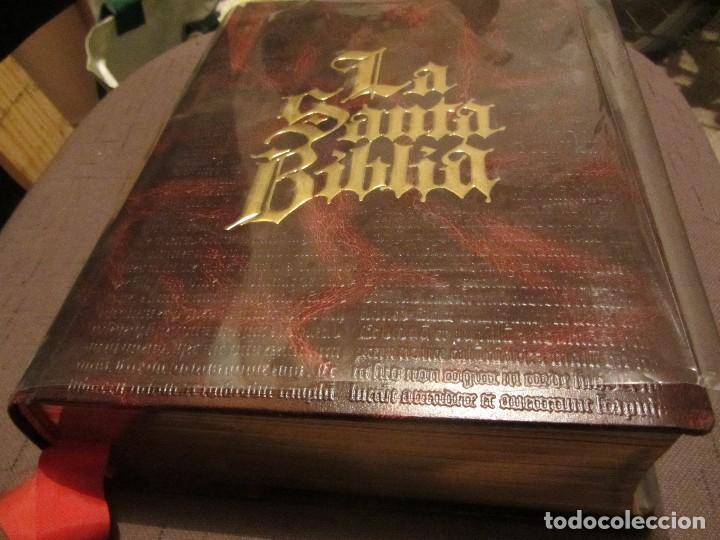 LA SANTA BIBLIA. BIBLIA DE FAMILIA. ALFREDO ORTELLS (ED.) 1995 (Libros Nuevos - Historia - Otros)
