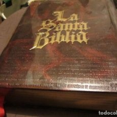 Libros: LA SANTA BIBLIA. BIBLIA DE FAMILIA. ALFREDO ORTELLS (ED.) 1995. Lote 108784459