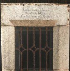 Libros: REJAS DE SEGOVIA, COLECCIÓN SEGOVIA AL PASO. Lote 143127208