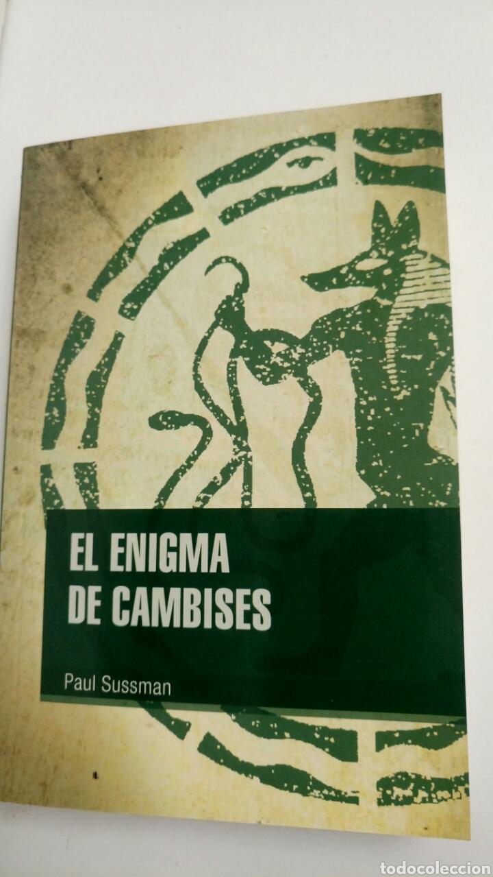 EL ENIGMA DE CAMBISES, DE PAUL SUSSMAN. (Libros Nuevos - Historia - Otros)