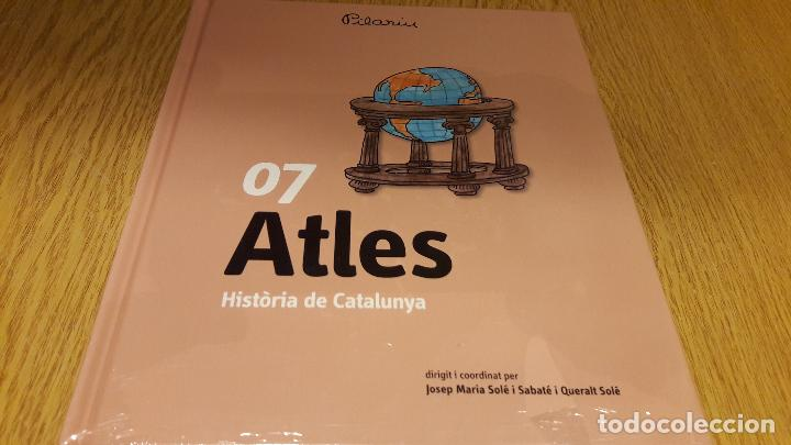 HISTÒRIA DE CATALUNYA / PILARIN BAYÉS / TOMO 7 - ATLES / PRECINTADO. (Libros Nuevos - Historia - Otros)