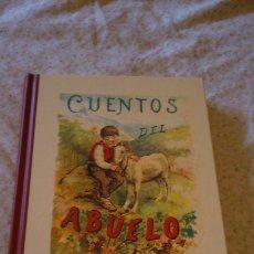 Libros: LIBRO DEL RECUERDO. CUENTOS DEL ABUELO.. Lote 115253076