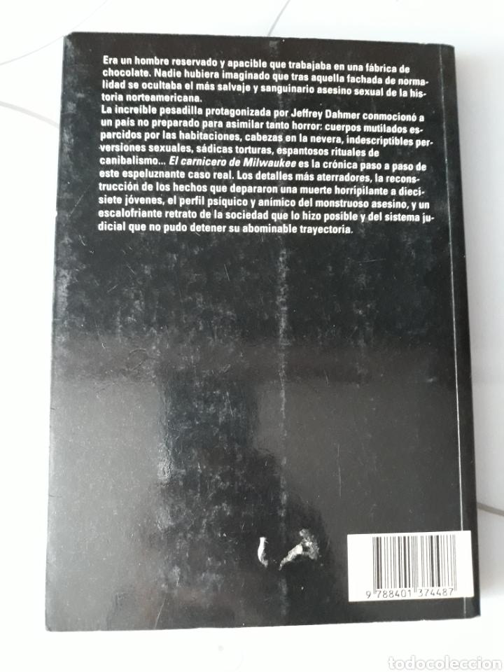 Libros: LIBRO El Carnicero de Milwaukee 1° EDICIÓN 1992 - Foto 3 - 116595666