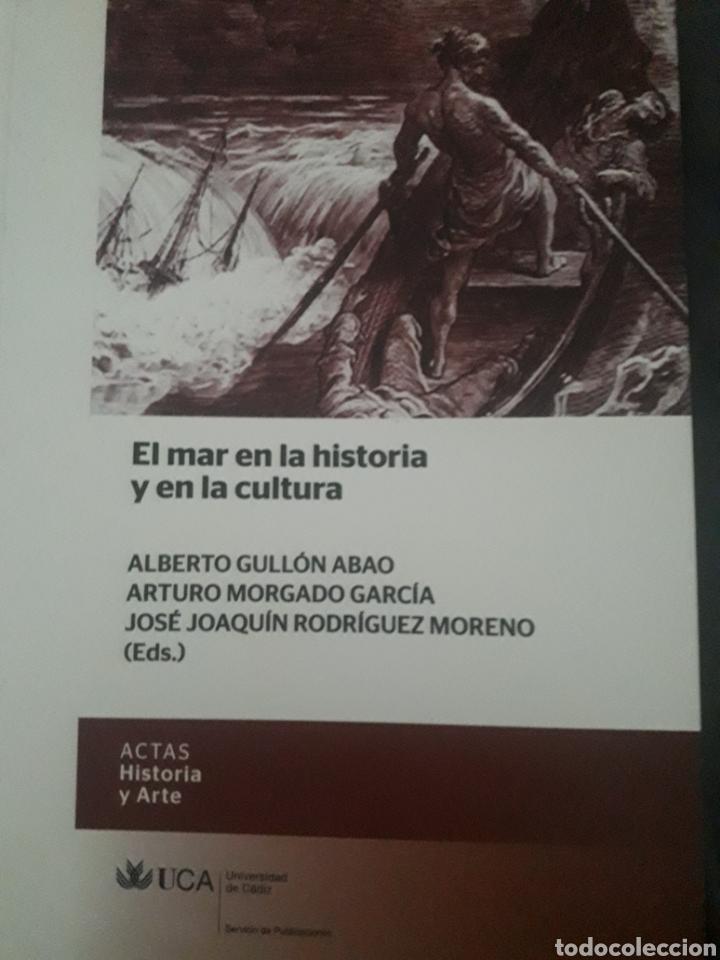 EL MAR EN LA HISTORIA Y EN LA CULTURA (Libros Nuevos - Historia - Otros)