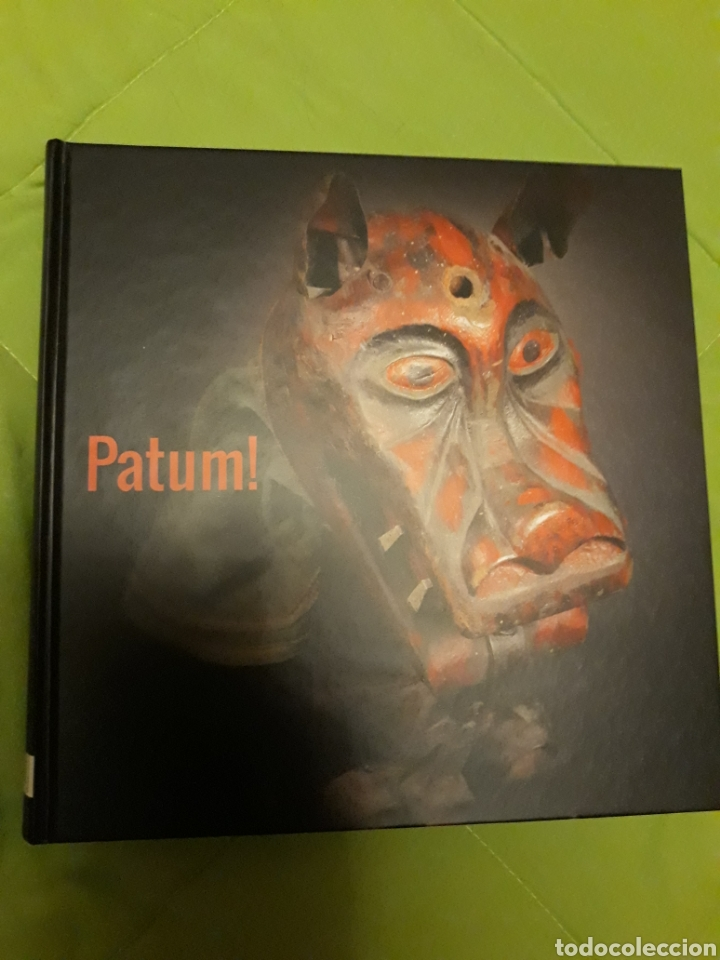 LLIBRE NOU DE LA PATUM GRAN FORMAT 300 PÀGINES (Libros Nuevos - Historia - Otros)