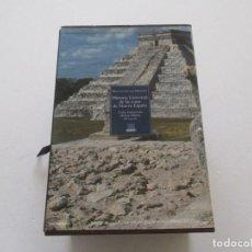 Libros: BERNARDINO DA SAHAGÚN HISTORIA UNIVERSAL DE LAS COSAS DE NUEVA ESPAÑA RM86355. Lote 121376943
