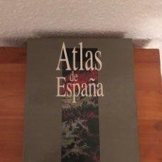 Libros: ATLAS DE ESPAÑA - COMPLETO EN 2 TOMOS - EL PAIS. AGUILAR - 1992 - 1993 - 1ª EDICION. Lote 122481163