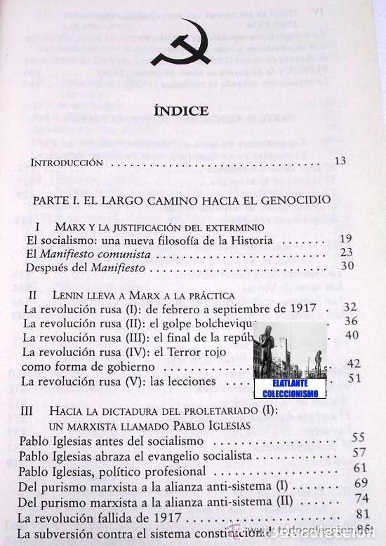 Libros: PARACUELLOS - KATYN - UN ENSAYO SOBRE EL GENOCIDIO DE LA IZQUIERDA - CÉSAR VIDAL TERROR ROJO CHECAS - Foto 7 - 122968423