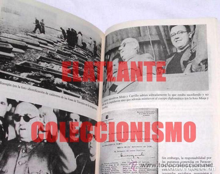 Libros: PARACUELLOS - KATYN - UN ENSAYO SOBRE EL GENOCIDIO DE LA IZQUIERDA - CÉSAR VIDAL TERROR ROJO CHECAS - Foto 10 - 122968423