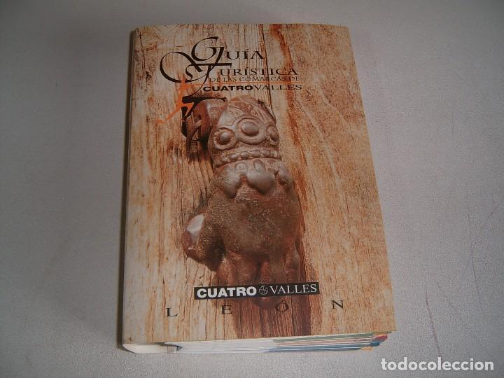 LIBRO GUIA DE LOS 4 VALLES (Libros Nuevos - Historia - Otros)