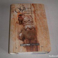 Libros: LIBRO GUIA DE LOS 4 VALLES. Lote 123607587