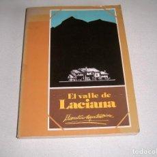 Libros: LIBRO EL VALLES DE LACIANA. Lote 123609091