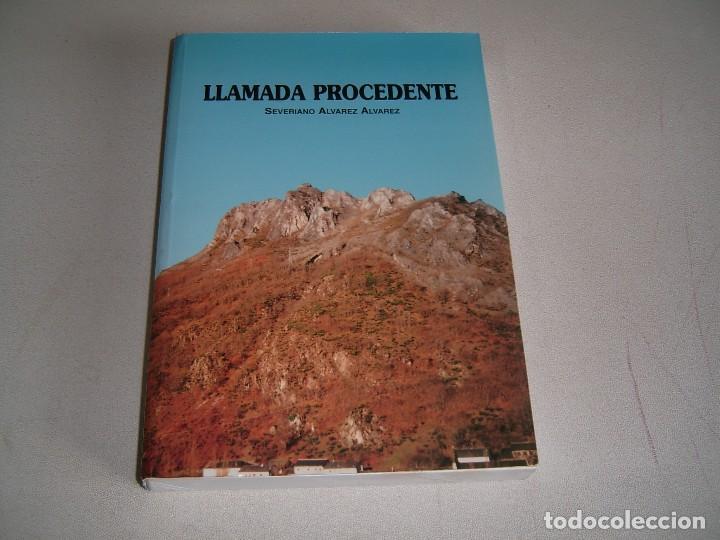 LIBRO LLAMADA PROCEDENTE (Libros Nuevos - Historia - Otros)