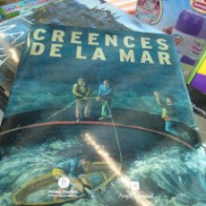 Libros: CREENCES DE LA MAR. Lote 127252975