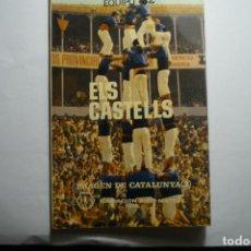 Libros: LIBRO EQUIPO 62.-ELS CASTELL -TORRES HUMANAS FUNDACION RUIZ MATEOS-98 PAG. Lote 128219167