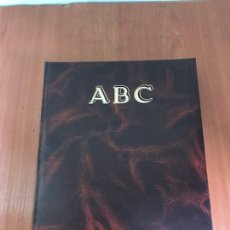 Libros: ABC VIDA DE FRANCO. Lote 128442236
