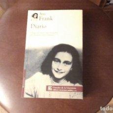 Libros: DIARIO DE ANA FRANK. Lote 129184779