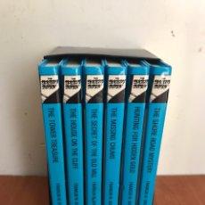 Libros: COLECCIÓN HARDY BOYS STARTER SET. Lote 131161085