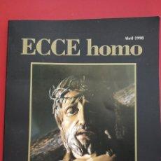 Libros: REVISTA ECCE HOMO SEMANA SANTA DE CARTAGENA. ABRIL 1998. Lote 134838737