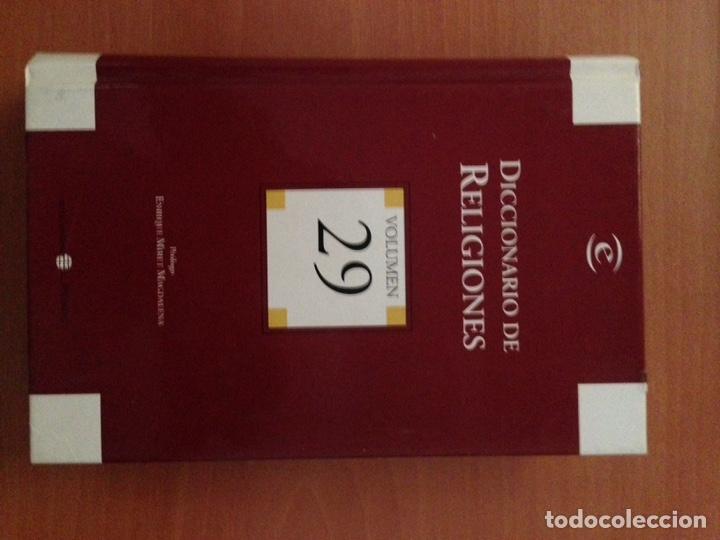 DICCIONARIO DE RELIGIONES (Libros Nuevos - Historia - Otros)