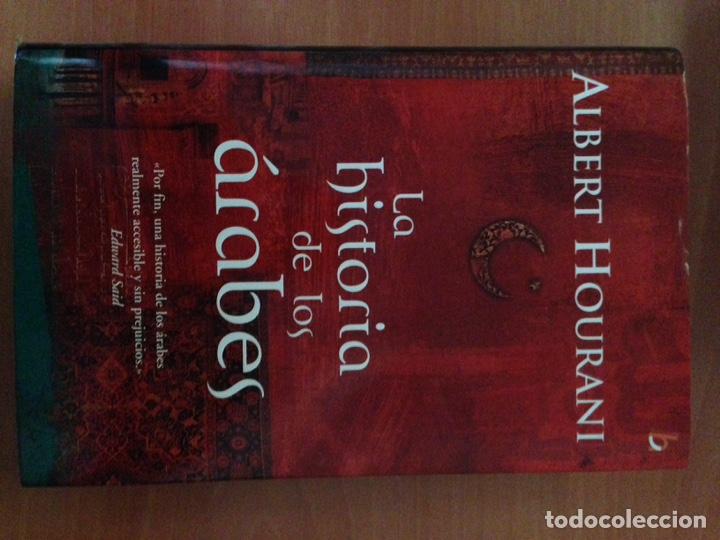 LA HISTORIA DE LOS ÁRABES (Libros Nuevos - Historia - Otros)