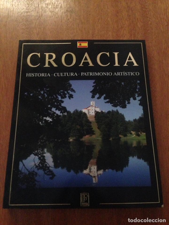 CROACIA (Libros Nuevos - Historia - Otros)