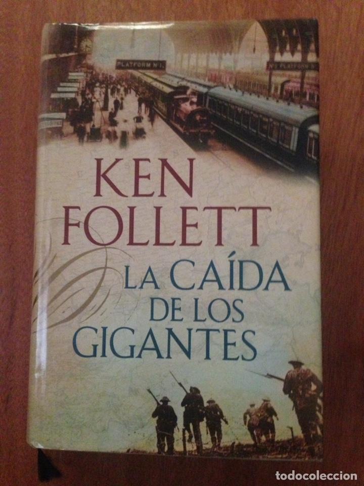 LA CAIDA DE LOS GIGANTES DEL AUTOR KEN FOLLETT (Libros Nuevos - Historia - Otros)