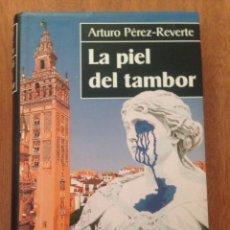Libros: LA PIEL DEL TAMBOR. Lote 135166251