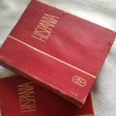 Libros: HISPANIA-GUIA GRAL DEL ARTE ESPAÑOL-EDIC/1962- TOMO I-II JOSE GUDIOL- ARGOS. Lote 137621106
